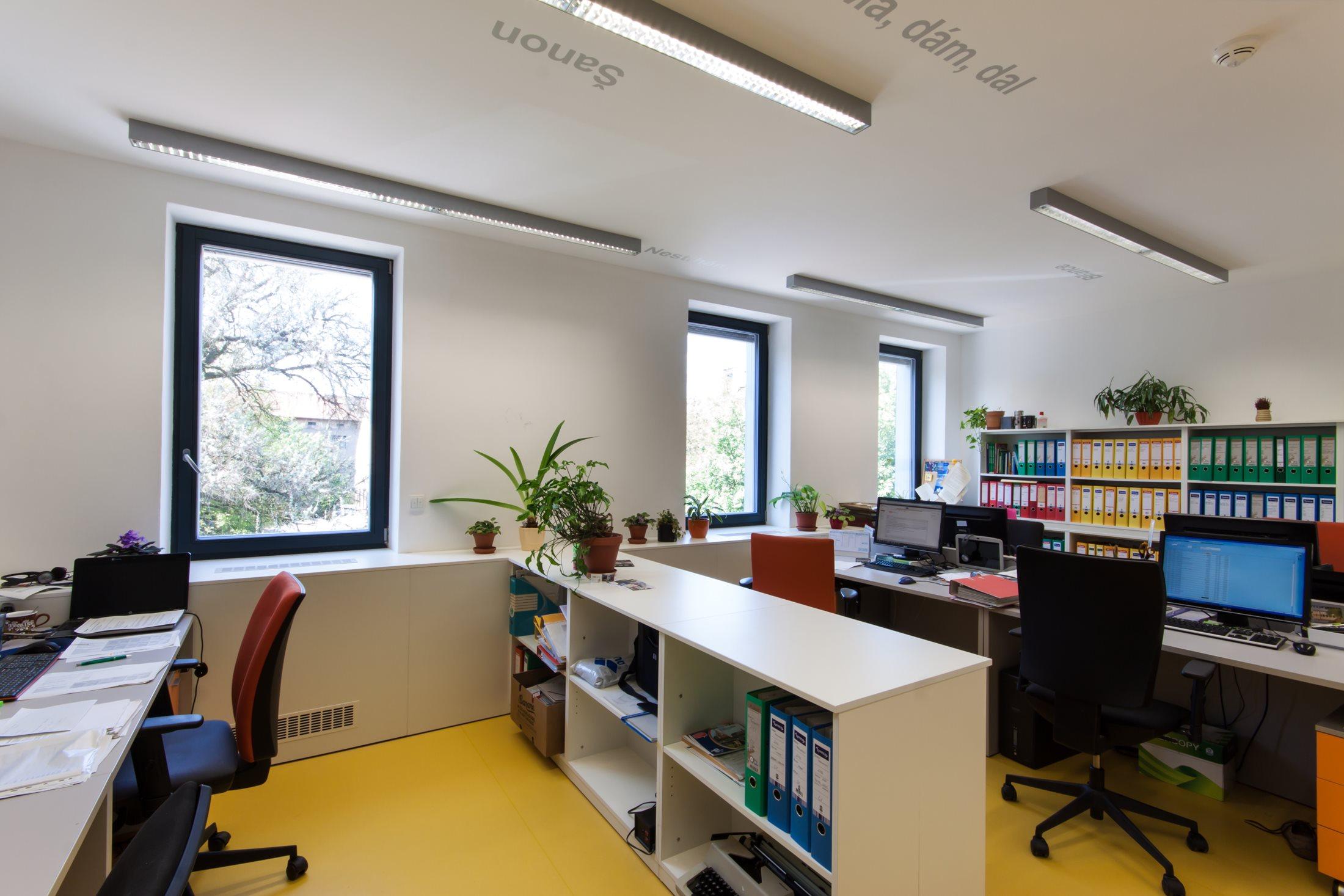 Kancelář v budově B